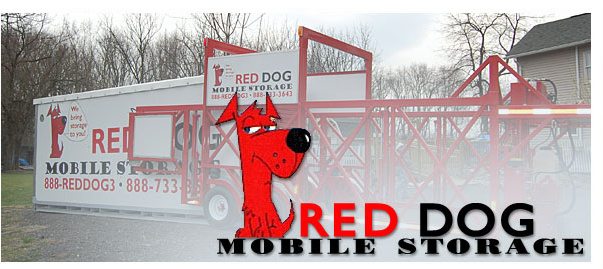 Red Dog Mobile Storage